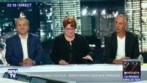 Sibeth Ndiaye face aux Français en direct sur BFMTV