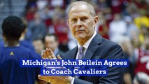 Michigan's John Beilein Is Leaving To Coach Cav's