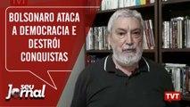 Feijóo: Bolsonaro ataca a democracia e destrói conquistas