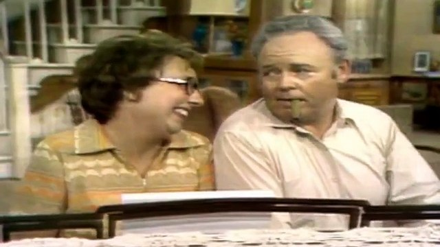 All in the Family  S 05 E 04  The Bunkers and Inflation 4 aka Archies Raise