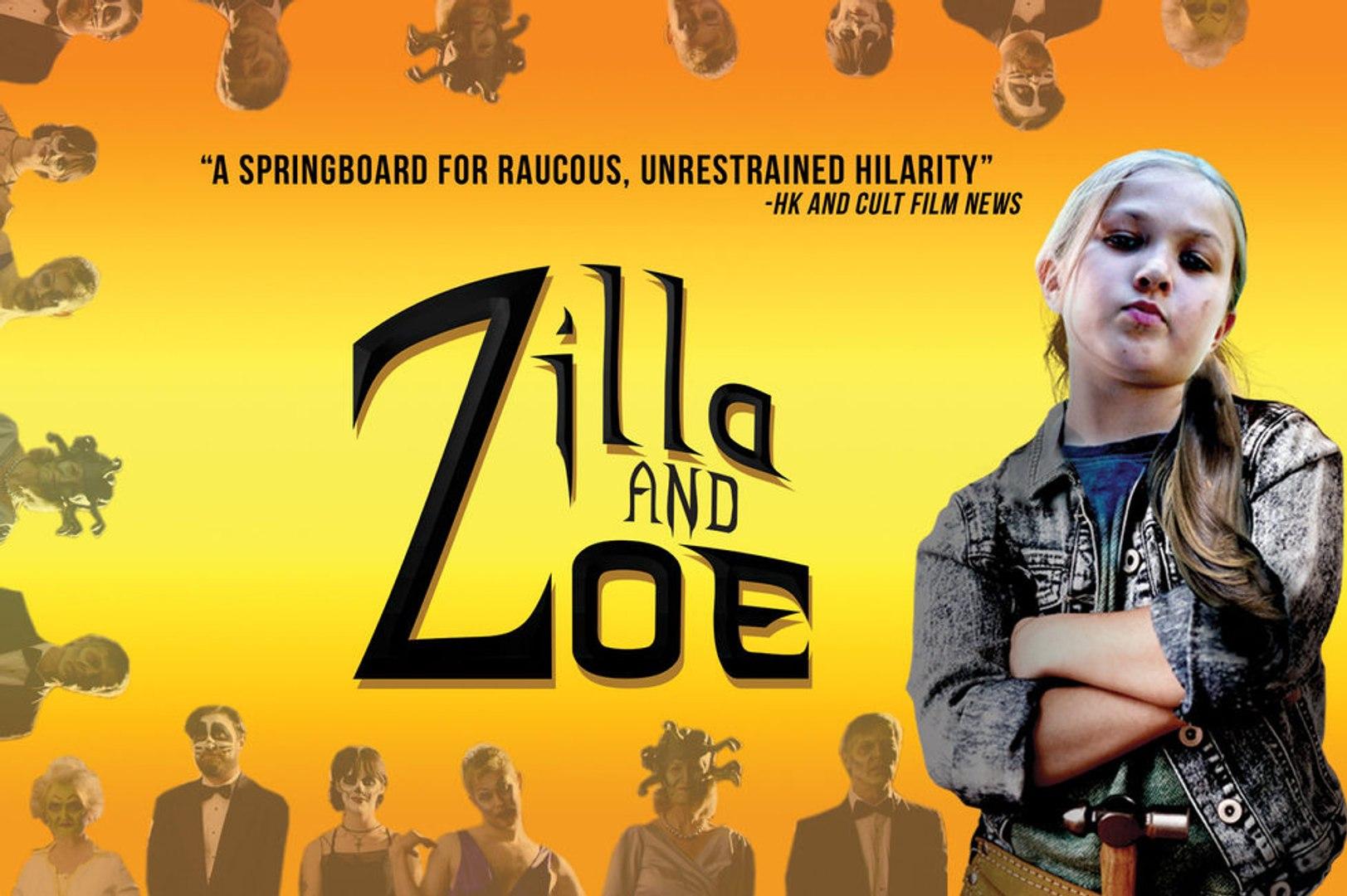 Zilla And Zoe Trailer (2019)