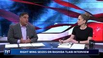 Rashida Tlaib TRIGGERS Right-Wing Nutjobs