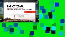 Full version  MCSA Windows Server 2012 Complete Study Guide: Exams 70-410, 70-411, 70-412, and