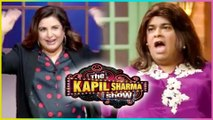 The Kapil Sharma Show : Mother's Day Special | Farah Khan & Patiala Babes