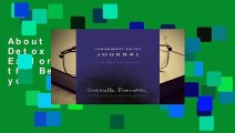 About For Books  Judgment Detox Journal: A Guided Exploration to Release the Beliefs That Hold you