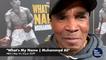 Sugar Ray Leonard: 'I Felt Muhammad' When Doing Ali Shuffle Vs. Duran
