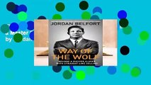 [MOST WISHED]  Way of the Wolf: Become a Master Closer with Straight Line Selling by Jordan