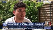 Ces Français ont prévu de se rendre devant les Invalides pour rendre hommage aux deux soldats tués au Burkina Faso