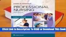 Online Leddy  Pepper's Professional Nursing  For Online