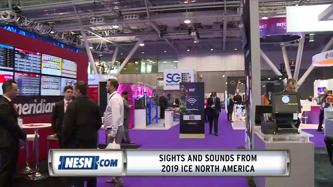 Sights And Sounds From 2019 ICE North America Sports Betting Conference