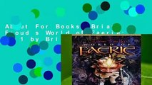 About For Books  Brian Froud s World of Faerie: v. 1 by Brian Froud