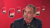 """Raphaël Glucksmann, tête de liste """"Envie d'Europe"""", sur la division des gauches : """"On sait qu'il faut la réunion entre social démocratie et écologie politique, mais pour ça il faut une révolution culturelle"""""""