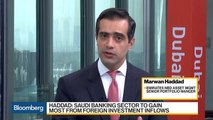 Saudi Banks to Benefit From MSCIEM Index Inclusion: Emirates NBD