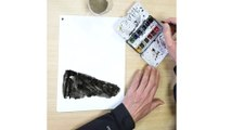 """Comment dessiner """"Le Loup"""" ? La leçon de dessin de Jean-Marc Rochette"""
