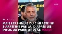 Luc Besson : sa société de production en procédure de sauvegarde