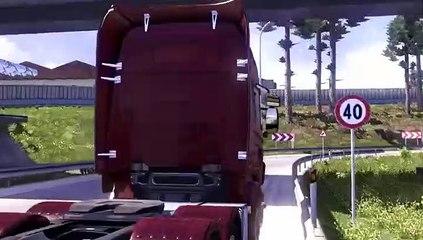 Télécharger Euro Truck Simulator