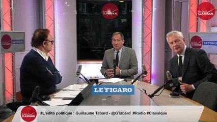 """""""J'estime qu'un budget de la zone euro est indispensable pour consolider notre monnaie commune"""" Bruno Le Maire (14/05/19)"""