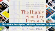 [Read] The Highly Sensitive Person's Workbook  For Trial