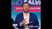 Matteo Salvini lance un jeu sur les réseaux sociaux