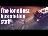 [Life story] The loneliest bus station staff  | More China