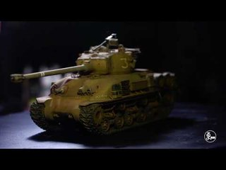 Build The Realistic Tank Model | More China