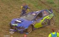VÍDEO: Los 7 peores accidentes de rally en los últimos 20 años, ¿los recuerdas?