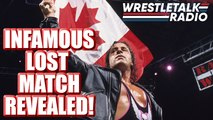Infamous Lost WWE Match REVEALED!! Bellas Appear for WWE! Undertaker vs Goldberg FINISH Plans?! - WrestleTalk Radio
