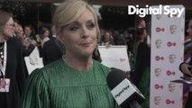 Jane Krakowski BAFTA TV Awards Red Carpet