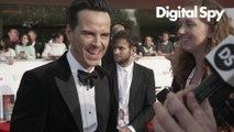 Andrew Scott BAFTA TV Awards Red Carpet