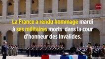 Hommage aux militaires «morts en héros» au Bénin