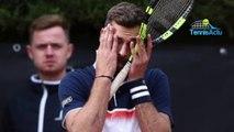 """ATP - Rome 2019 - Benoit Paire battu dès le 1er tour à Rome :  """"Ce n'est pas la meilleure période de ma vie"""""""