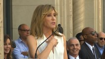 Felicity Huffman makes guilty plea official in college bribery scam