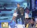 "Jhong Hilario dedicates dance number to Iza Calzado on ""Showtime"""