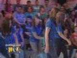 Vice, nakisayaw ng Happy Dance sa Ateneo Lady Eagles