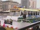 Kris, Carmina, Erich, inexperience ang pagsakay sa MMDA Pasig Ferry Service