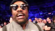 'ITS YOUR SHOW - YOU ARE HEADLINING!' - DERECK CHISORA SHOWS CLASS, TELLS DAVE ALLEN STRAIGHT