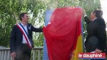 Grenoble : un pont  « Kofi Annan, pour faire vivre son idéal »