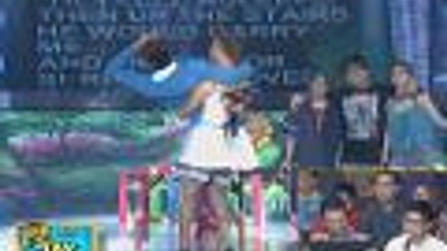"""Dance with My Father"" interpretative dance nina Jhong at Vice"