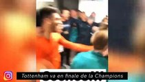 Tottenham va en finale de la champion - Thiago Silva soigne son genou opéré