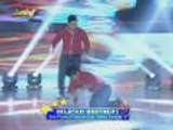 Happy Feet, Velasco Brothers & Tito Cris Castro perform on It's Showtime