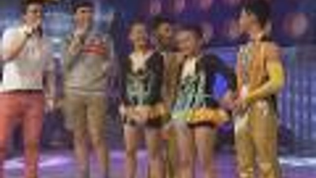 Vhong at Vice, nagpasikat ng dance moves sa PINASikat