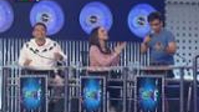 Gretchen, game na game na gumiling with Jhong at Arnel