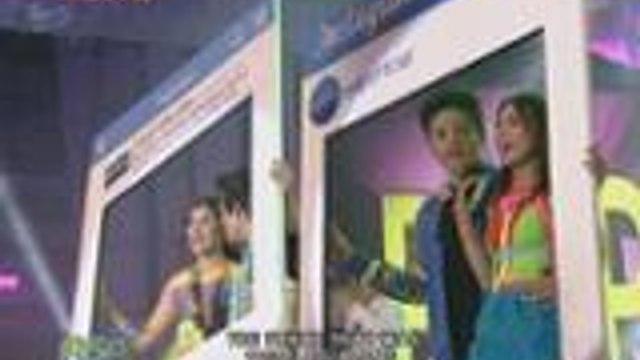 Teen Idols KimXi, Kathniel & LizQuen together on ASAP stage