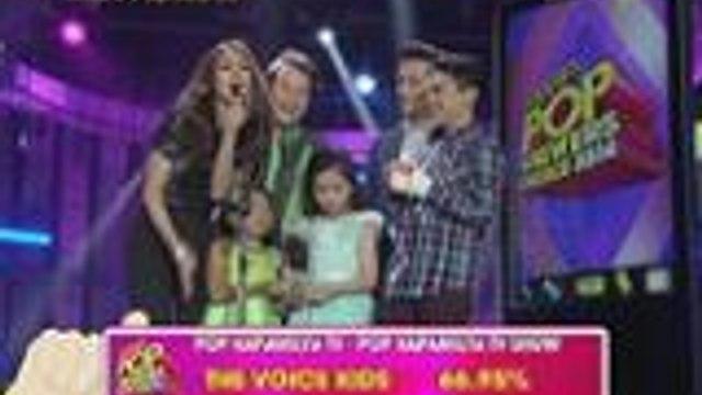 ASAP Pop Awards Pop Kapamilya TV Show: The Voice Kids