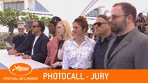 JURY - Photocall - Cannes 2019 - EV