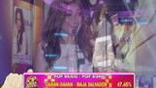 ASAP Pop Awards Pop Song: Maja Salvador