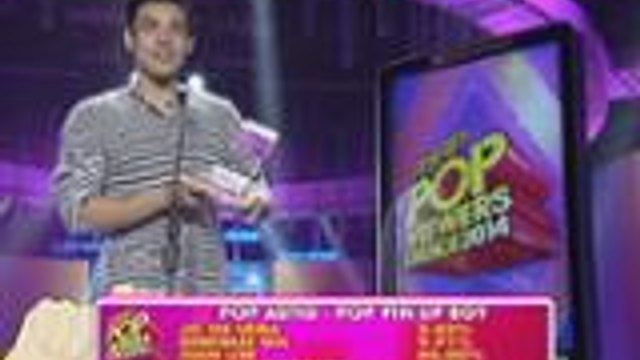 ASAP Pop Awards Pop Pin Up Boy: Xian Lim