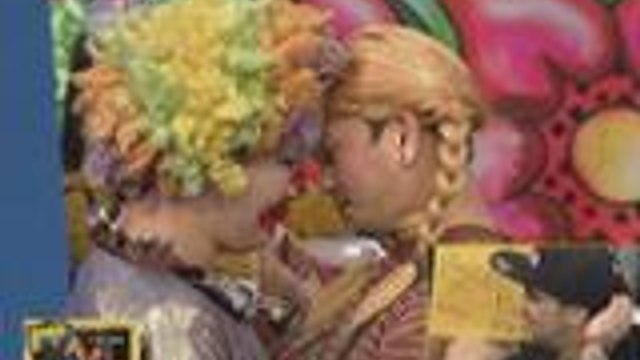Madlang Clown nakipag nose to nose with Jhong