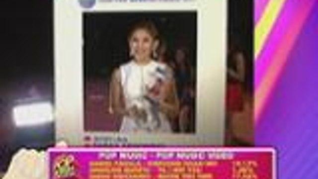 ASAP Pop Awards Pop Female Artist and Pop Music Video: Sarah Geronimo