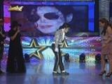 Michael Jackson kalokalike pinakita ang rheumatic dance